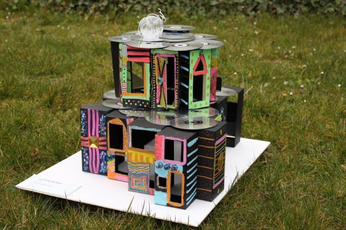 Art et architecture for Architecture et art